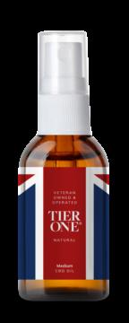 Tier One CBD Oil Natural